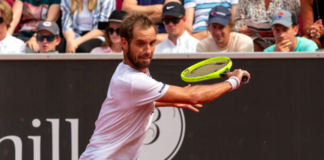 ATP Kitzbuhel Richard Gasquet