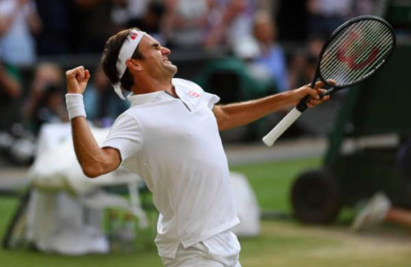 Roger Federer Defeats Rafael Nadal To Reach Wimbledon Final Where