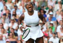 Day 4 Serena Williams
