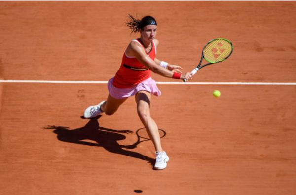 Anastasija Sevastova Jurmala Baltic Open
