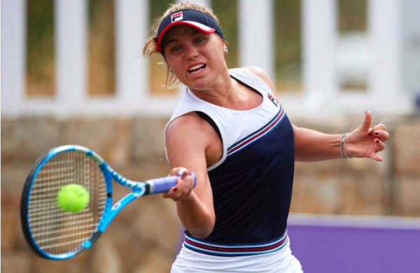 Washington Open Sofia Kenin