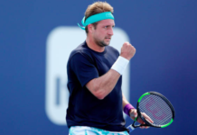 Hall of Fame Open Tennys Sandgren