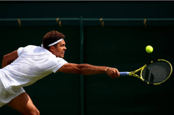 Jo-Wilfried Tsonga Wimbledon