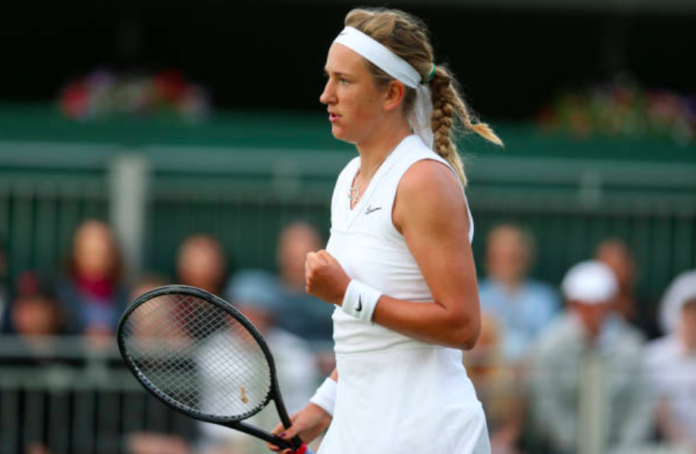 Day 5 Victoria Azarenka Wimbledon