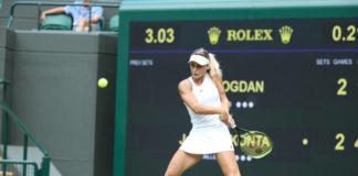 Anastasija Sevastova vs Ana Bogdan