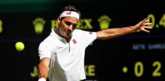 Roger Federer vs Lucas Pouille