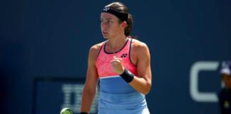 US Open Anastasija Sevastova