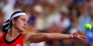 WTA Cincinnati Anastasija Sevastova