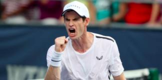 ATP Cincinnati Masters Andy Muray