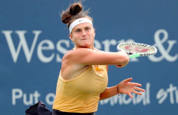 US Open Aryna Sabalenka