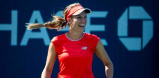 US Open Danielle Collins