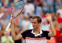 ATP Cincinnati Masters Daniil Medvedev