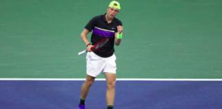 Denis Shapovalov US Open