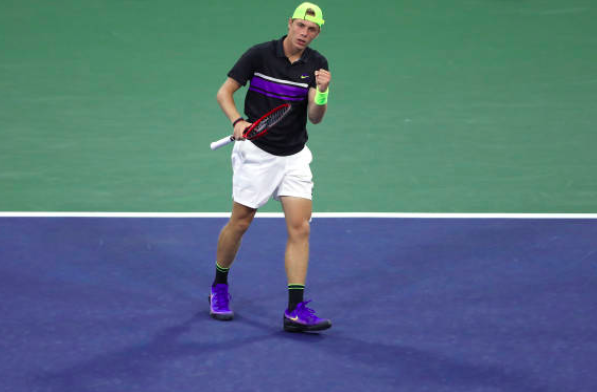 Denis Shapovalov US Open