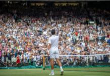 Novak Djokovic Wimbledon Roger Federer