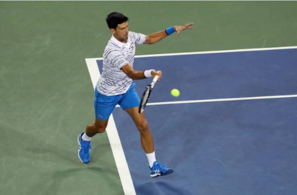 Novak Djokovic Cincinnati
