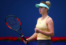US Open Day 1 Elina Svitolina