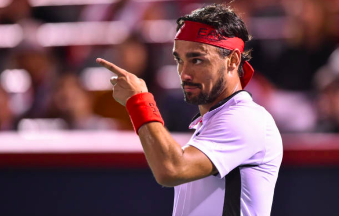 Montreal Rogers Cup Fabio Fognini
