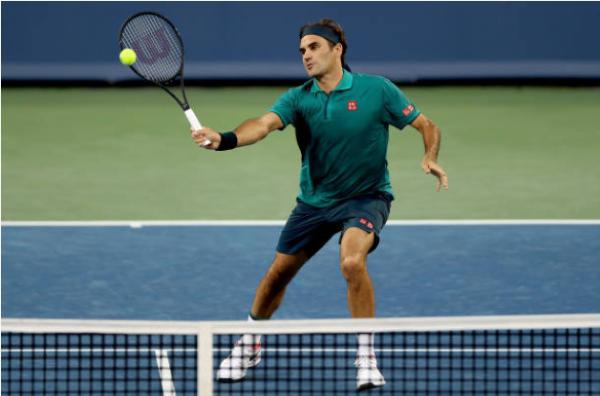 Roger Federer Cincinnati