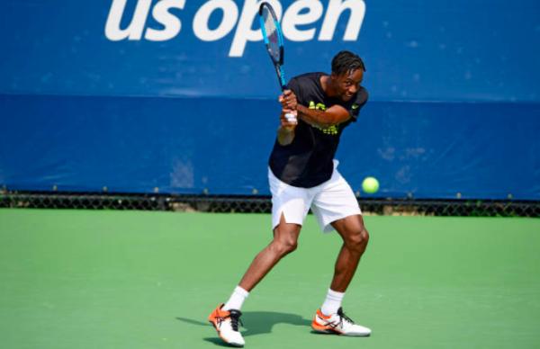 US Open Gael Monfils