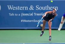WTA Cincinnati Garbine Muguruza