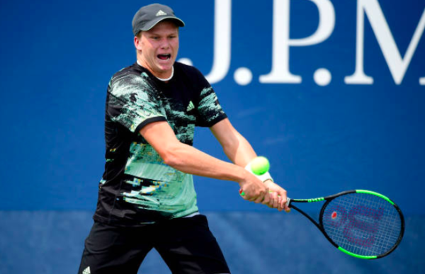 Jenson Brooksby US Open Qualifying