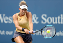 Madison Keys WTA Cincinnati