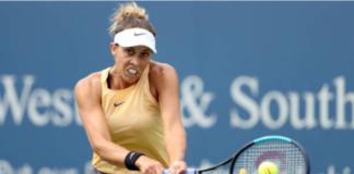 Madison Keys WTA Cincinnati