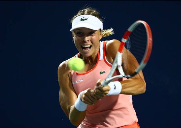 Anett Kontaveit Rogers Cup
