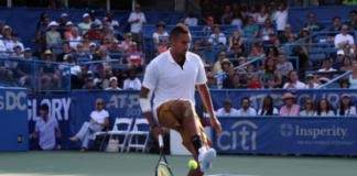 Nick Kyrgios Washington Open