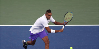 Nick Kyrgios US Open Day 6, ATP Delray Beach
