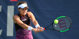 Washington Open Lauren Davis