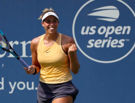US Open Madison Keys
