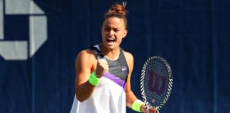 US Open Maria Sakkari
