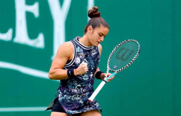 WTA Miami Open: Pegula v Sakkari 1