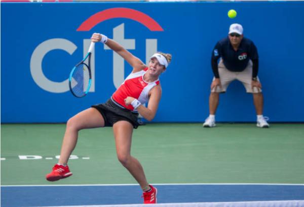 Caty McNally Washington Open