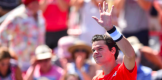 Montreal Rogers Cup Raonic