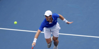Andy Murray Winston-Salem Open