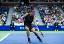 Rafael Nadal US Open Day 6