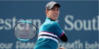 Kei Nishikori US Open Day 3
