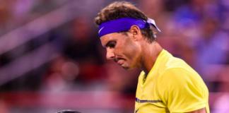 Montreal Rogers Cup Rafael Nadal