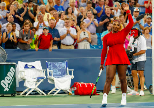 Cincinnati Serena Williams