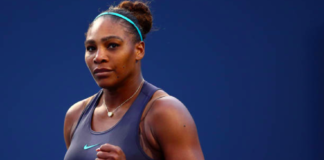 US Open Serena Williams