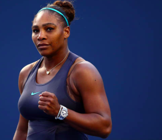 US Open Serena Williams