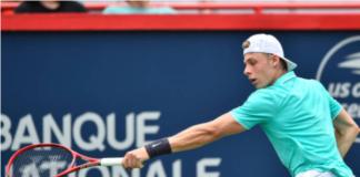Denis Shapovalov Winston-Salem Open
