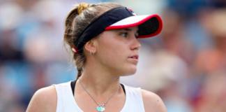 US Open Sofia Kenin