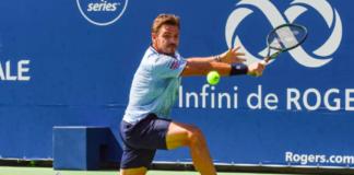 ATP Montreal Rogers Cup Wawrinka