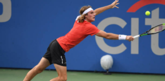 Stefanos Tsitsipas Washington Open