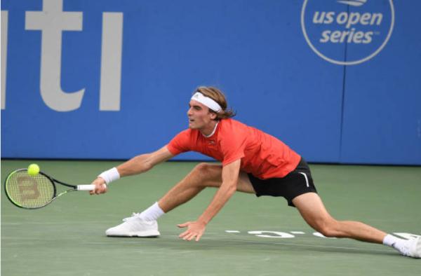 Stefanos Tsitsipas Washington Open