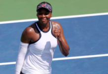 US Open Venus Williams